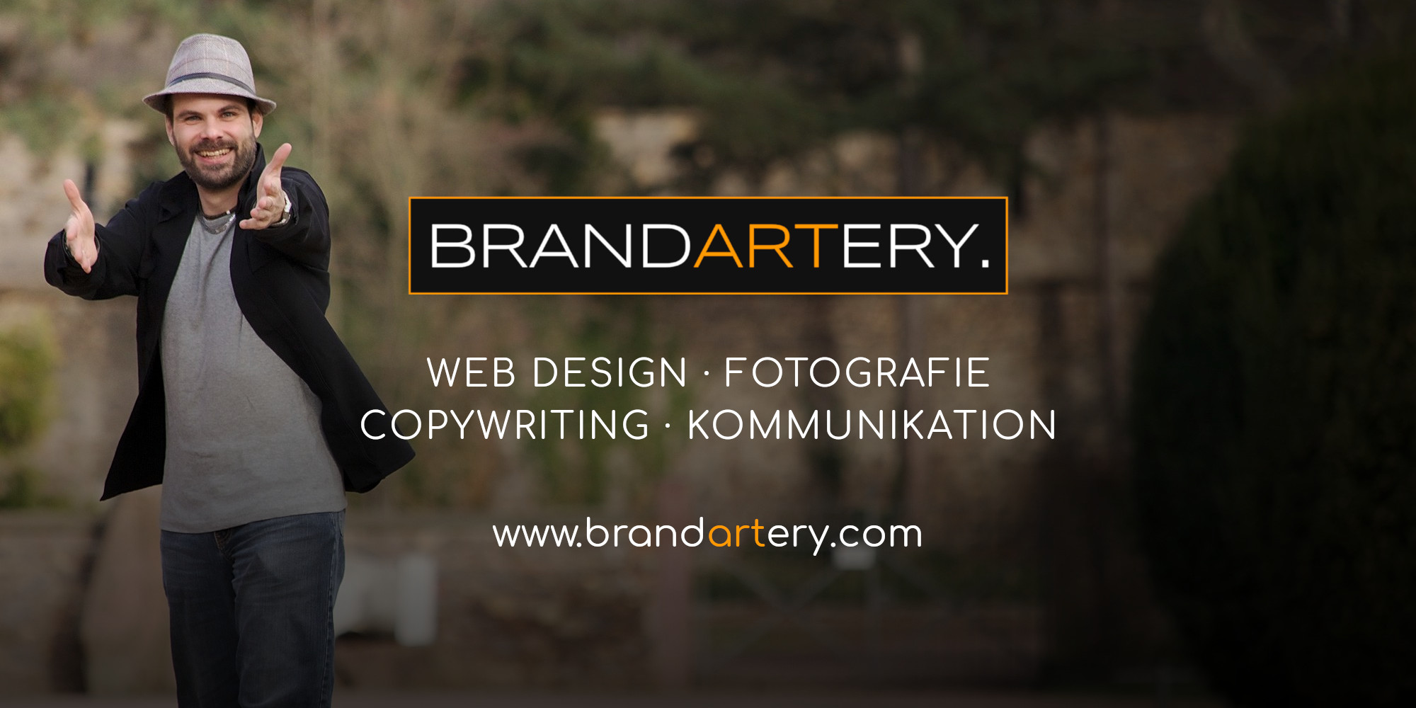 OpenGraph: Twitter » Web Design · Communication · Storytelling » Brand Artery